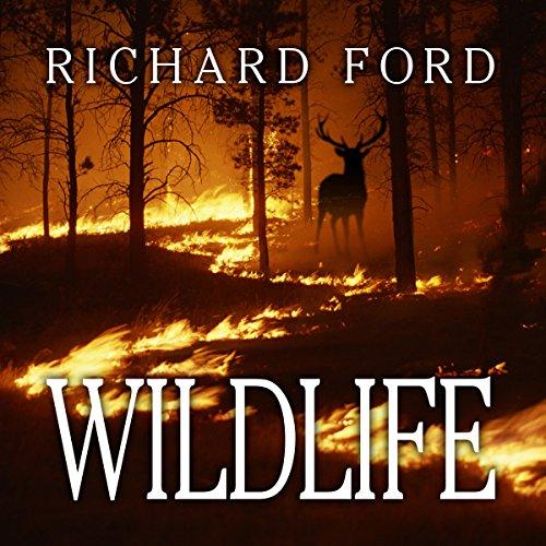 Wildlife audiobook cover art