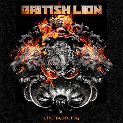 British Lion - The Burning (CD)