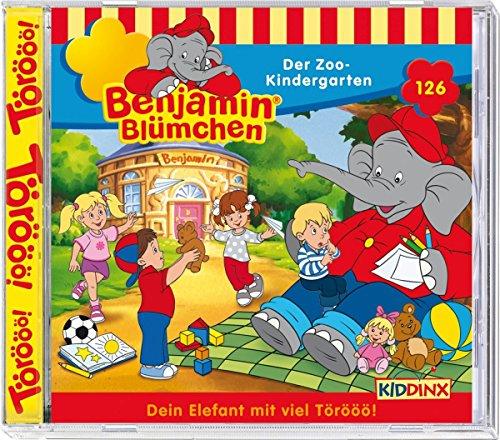 Folge 126: Benjamin und der Zoo Kindergarten