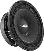 "$69 » DS18 PRO-FU8.8 8"" Mid Range Loudspeaker, 700 Watts Max, 350 RMS, 8 Ohms - Powerful Car Audio Mid High Speaker (1 Speaker)"