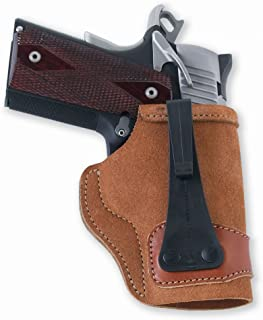 Galco Tuck-N-Go Inside The Pant Holster for Springfield XD 9/40 3-Inch (Natural, Right-Hand)