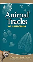 Animal Tracks of California: Your Way to Easily Identify Animal Tracks (Adventure Quick Guides)