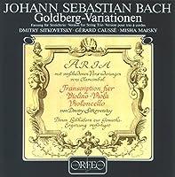 Goldberg Variations For String by JOHANN SEBASTIAN BACH (1995-03-07)