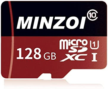128GB 256GB 400GB Micro SDXC Memory Card High Speed Card Class with Mi...