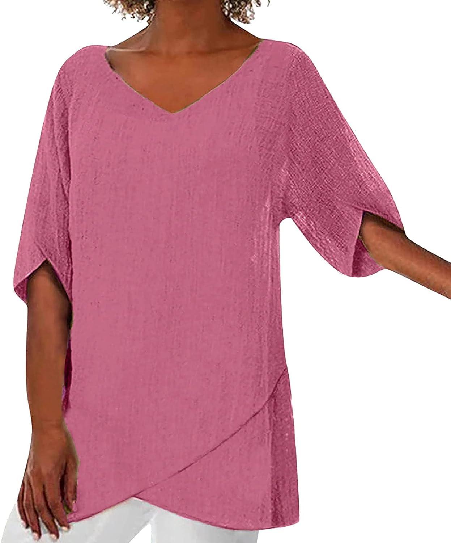 UOCUFY Women Tops Long Sleeve, Womens Casual Long Sleeve Sweatshirts Cute Graphic Crewneck Pullover Tunic Tops Shirt