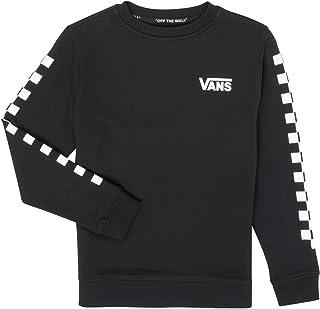 Vans Exposition Check Crew Boys Suéter pulóver para Niños