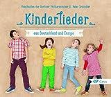Kinderlieder aus Deutschland und Europa - Peter Schindler