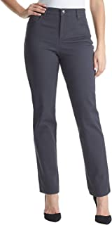 Women's Amanda Classic Tapered Jean (Grey Twilight, 8...