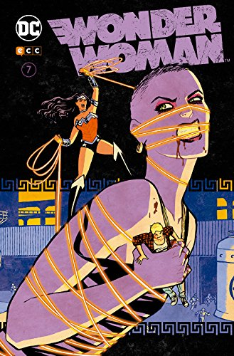 Coleccionable Wonder Woman 7 (Coleccionable Wonder Woman (O.C.))