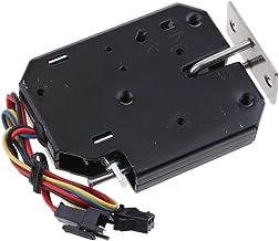 Blesiya Universeel Elektrisch Magnetisch Sluitslot 12V 2A voor Deurslotkast