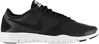Official Nike Flex Essential Training Shoes Womens Black Gym Trainers Sneakers