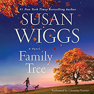 Family Tree audiobook cover art