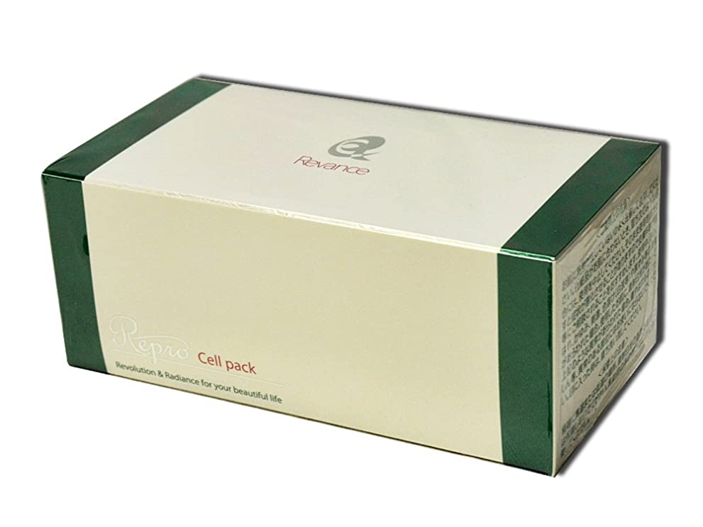 膨らませる週末有力者【レヴァンス】 一液式 炭酸パックリプロ セルパック 10g × 10包入