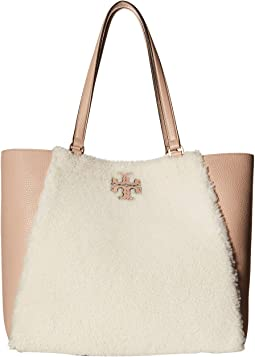 Mcgraw Shearling Carryall
