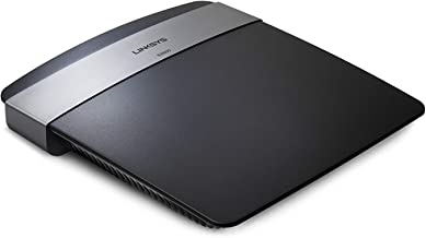 Linksys E2500 Advanced Simultaneous Dual-Band Wireless-N Router (Renewed)
