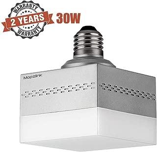 Led Light Bulbs, 30W (150-200 Watt Equivalent) E26 3000 Lumens Led Garage Lights, Square Light for Home Lighting, Garage, Workshop, Warehouse, Barn, Etc. (6500K Daylight)