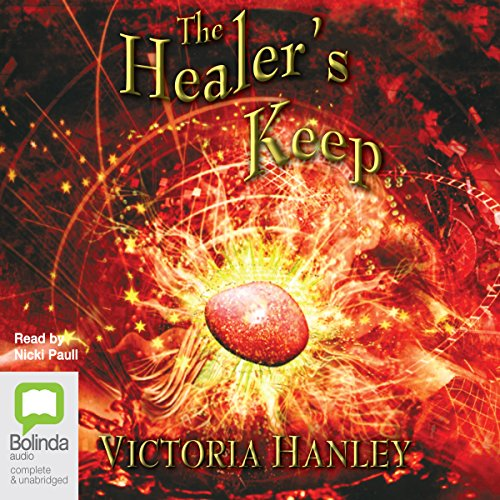 The Healer's Keep audiobook cover art