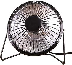 lcllxb Calentador De Aire Caliente, Pequeña Oficina Hogar Calentador Solar, Ahorro De Energia Calentador Electrico, Horno Estufa Negra.