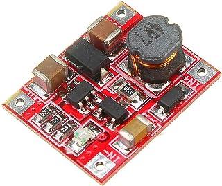 ILS – 5 unidades 3 V/3,7 V 5 V 1 A batería de litio Step Up borde módulo mini móvil impulsa poder cargador módulo con bajo...