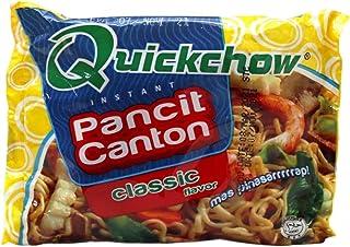 Quickchow Pancit Canton Classic Flavour, 65 gm