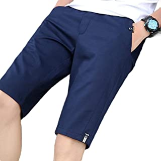Energy Men's Stylish Cotton Drawstring Breathable Swim Shorts Trunks
