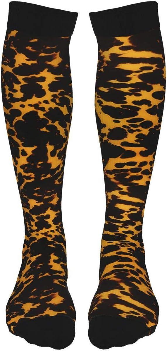 funny cartoon cats High Thigh Socks Long Stocking Knee High Leg Warmer For Girls/Women