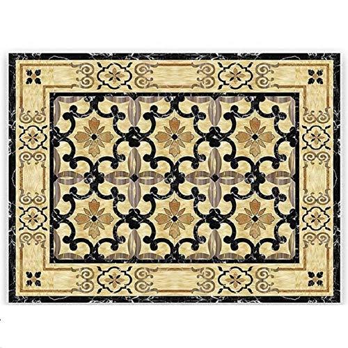 Böhmen ethnischen Stil teppiche Wohnzimmer Schlafzimmer kristall Kaschmir gedruckt couchtisch teppiche europäischen Carpet Bad wc Matte,B,120x160CM