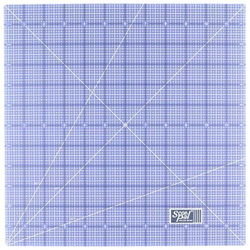 Scor-Pal Reversible Scor-Mat, 12 by 12-Inch |