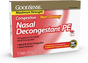 Best little red pill for congestion Reviews