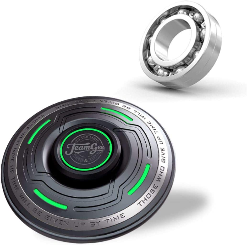 Teamgee Fidget Hand Spinner Gift, ADHD Relief Fidget Toy for Kid