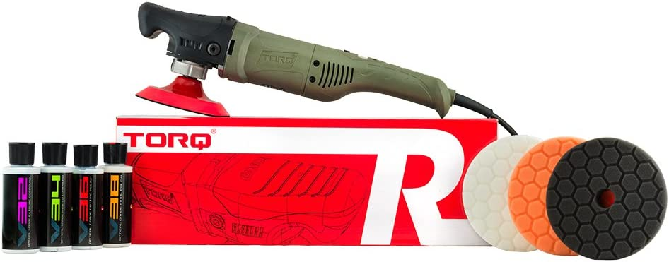 Torq Chemical Guys R Precision Power - Animer and Max 55% OFF price revision Kit Ite Rotary Polisher 9