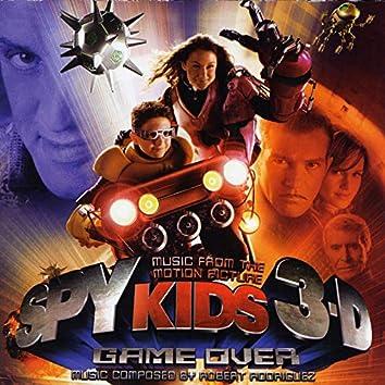 Spy Kids 3-D: Game Over (Original Motion Picture Soundtrack)