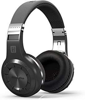 Bluedio H+(Turbine) Bluetooth 4.1 Stereo Wireless Headphones Hifi with Bulit-in Microphone Noise Cancelling