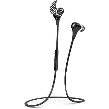 JayBird BlueBuds X Bluetooth イヤホン (ミッドナイトブラック) JBD-EP-000002