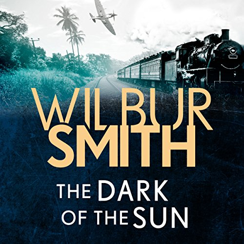 The Dark of the Sun audiobook cover art