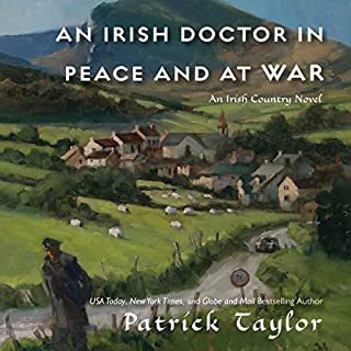 An Irish Doctor in Peace and at War audiobook cover art
