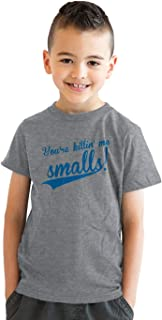 "Boys 4-20 The Sandlot Ham Porter /""You Play Ball Like A Girl/"" Kids YOUTH T-Shirt"