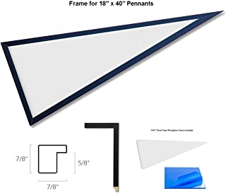 Pennant Frame for 18x40 Inch Pennants