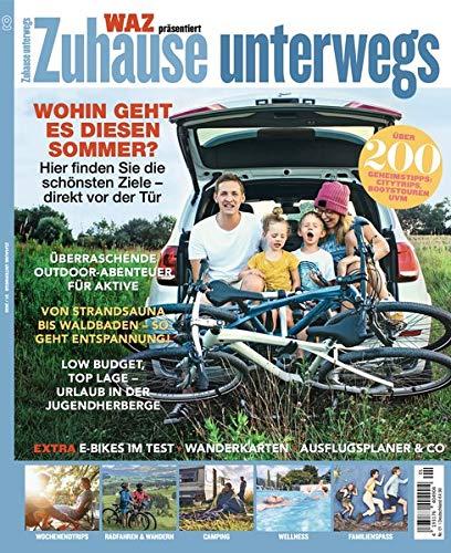 ZUHAUSE UNTERWEGS: Urlaub vor der Tür
