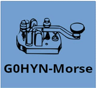 Morse Code Reader and Recorder - G0HYN RX Morse