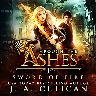 Sword of Fire  audiobook cover art