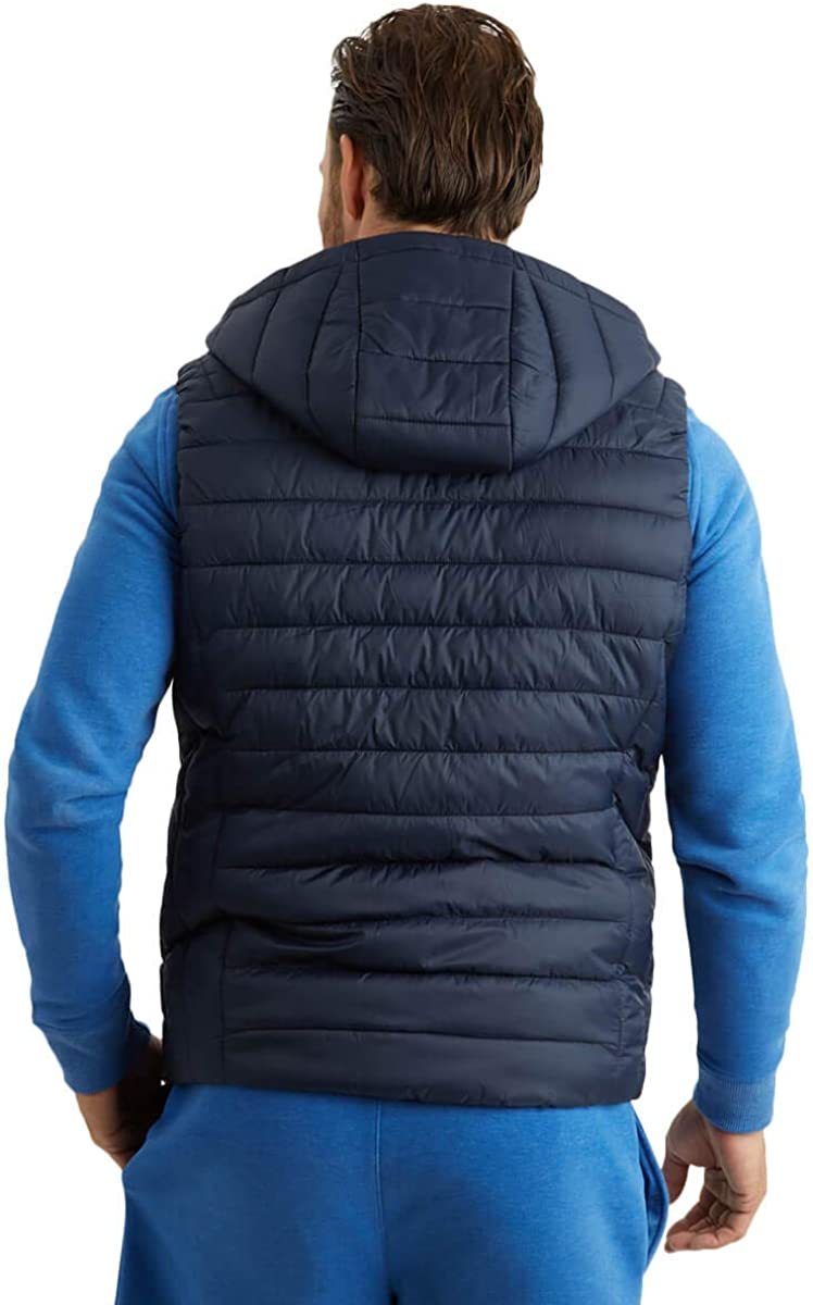Lyle and Scott Men Lightweight Quilted Gilet