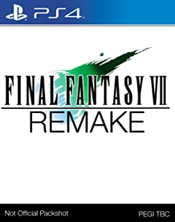 Final Fantasy VII Remake PS4 - Imported