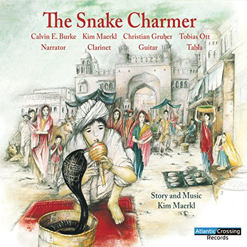 The Snake Charmer cover art