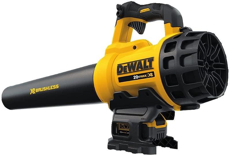 DEWALT DCBL720P1 20V MAX 5 0 Ah Lithium Ion XR Brushless Blower