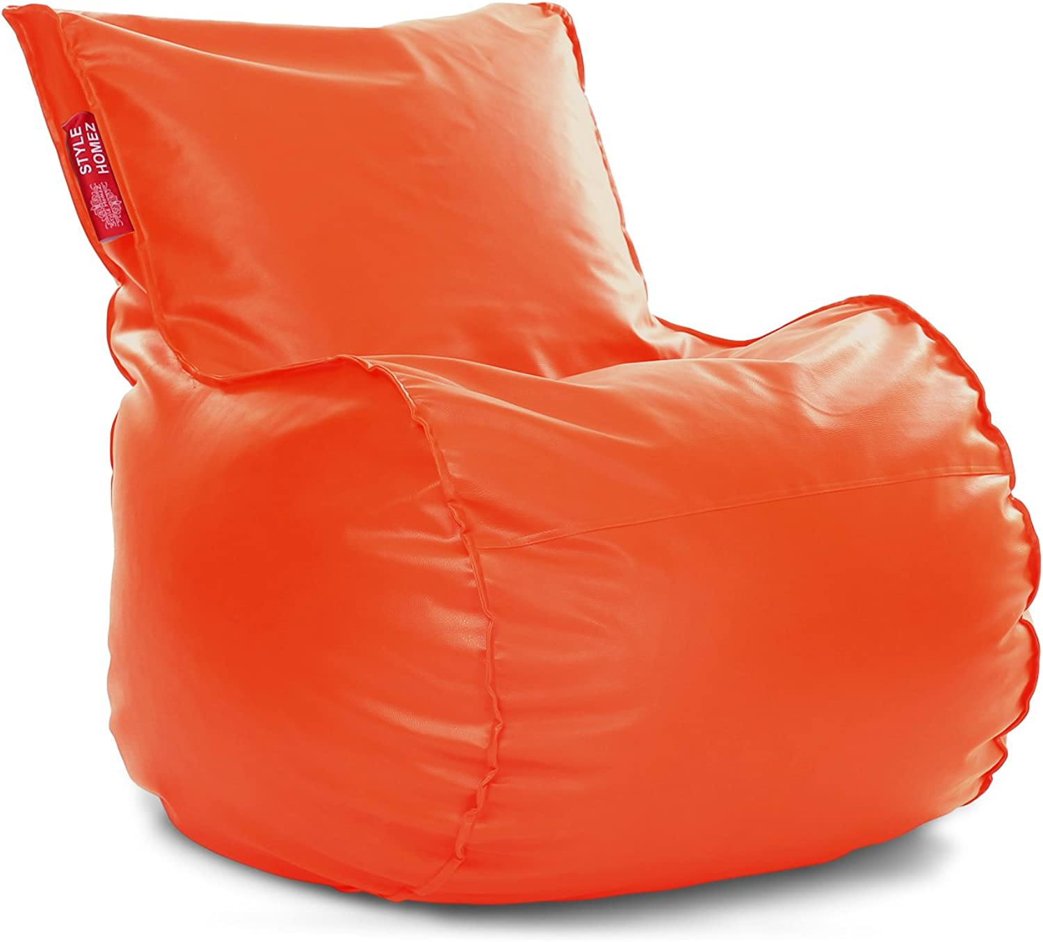 Style Homez Mambo Bean Bag XXL Size orange Cover Only