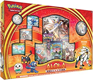 TCG Alola Collection Card Game, Assorted Colors