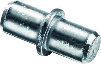 HSI 655846.0 bodemdragers ijzer vernikkeld 5mm 50 stuks