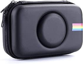 NMYANXU Camera Bag EVA Shockproof Camera Storage Bag for Polaroid Snap Touch Black   Color Brown