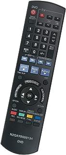 ALLIMITY N2QAYB000134 sub N2QAYB000133 Afstandsbediening Vervangen voor Panasonic DVD DMR-EH57 DMR-EH67 DMR-EH68 DMR-EH58 ...